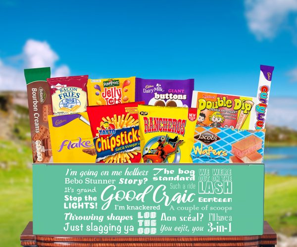 CraicPack - Box of the Month (Small - Good Craic)